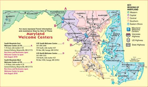 Search In Maryland Maryland Map Search Where I Come From