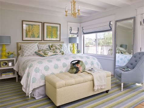 grey blue yellow bedroom yellow and gray bedroom cottage bedroom waterleaf