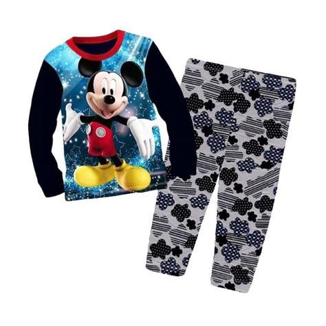 Baju Mickey Anak jual verina baby mickey mouse baju tidur anak hitam harga kualitas terjamin