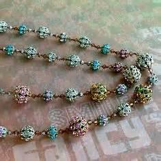 beaded jewelry on beadwork and shibori