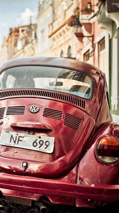 retro volkswagen beetle iphone   hd wallpaper hd