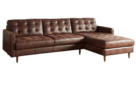 Leather Sofas Essex Essex Sectional By Omnia Leather