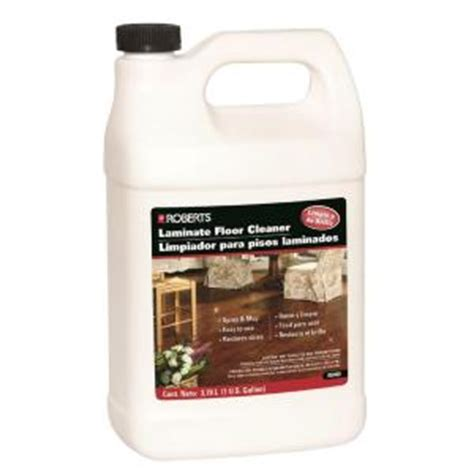1 gal laminate and wood floor cleaner refill jug