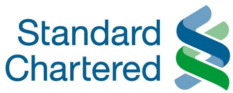 standard chartered bank 18 most famous financial company logos brandongaille com