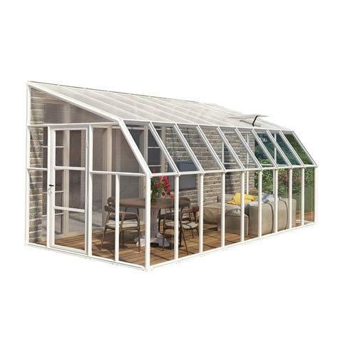 grandio greenhouses elite 8 ft w x 16 ft d x 8 ft h