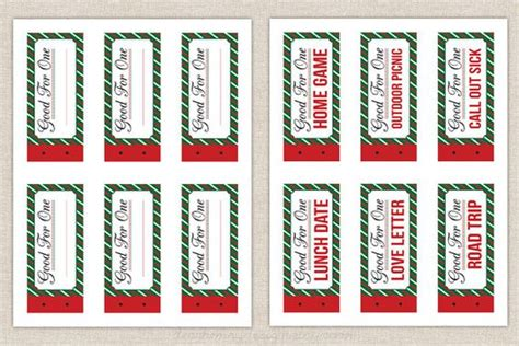 printable love coupons for christmas printable coupons blank christmas coupon book love