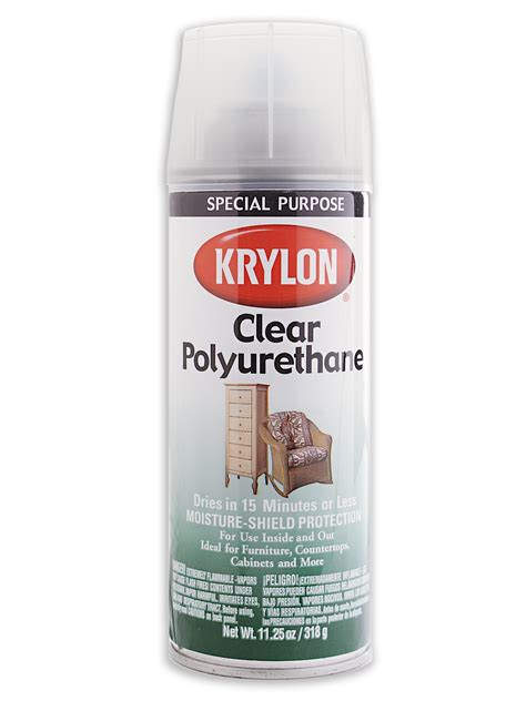 krylon clear wood finishes misterart