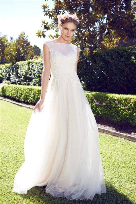 Garden Dress Bridesmaid Garden Wedding Dresses For The And Weddbook