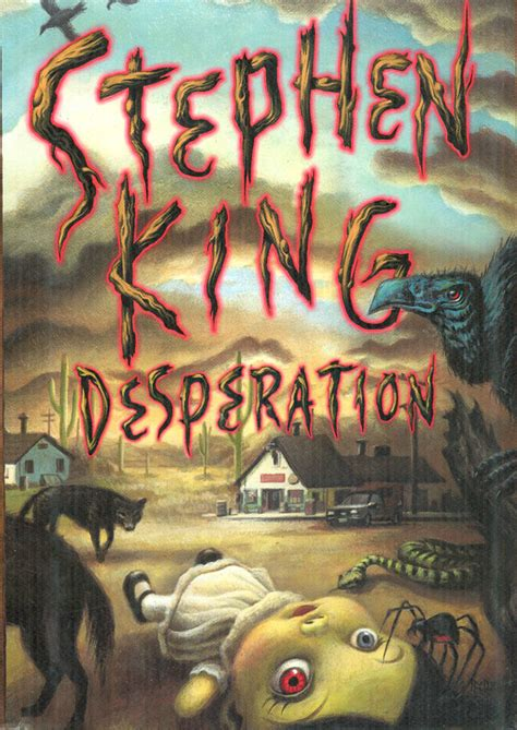 desperation road books desperation by stephen king