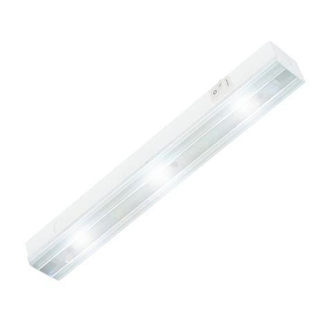 shop utilitech 12 in hardwired under cabinet led light bar