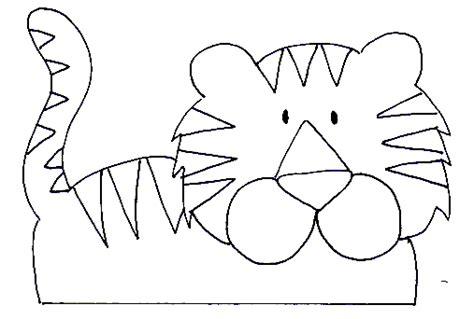 moldes de animales de la selva en goma eva moldes animales de la selva en goma eva imagui moldes