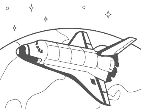 forever grayscale coloring book coloring book books shuttle in orbit coloring page space ships space