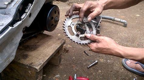 Bearing Cvt All Matic Honda quot experimen quot treker untuk buka poly cvt dari geer rantai