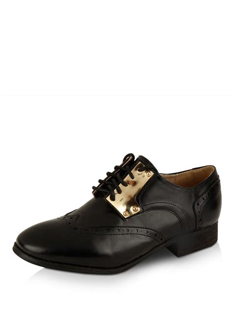 buy oxford shoes india buy rebel metallic detail lace up oxford shoes for