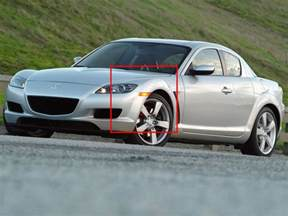 mazda rx8 2004 2008 side marker replacement led bulb ultra