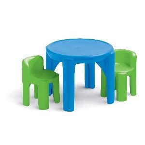 tikes bold n bright table and chairs set childrens plastic table and chairs stones finds