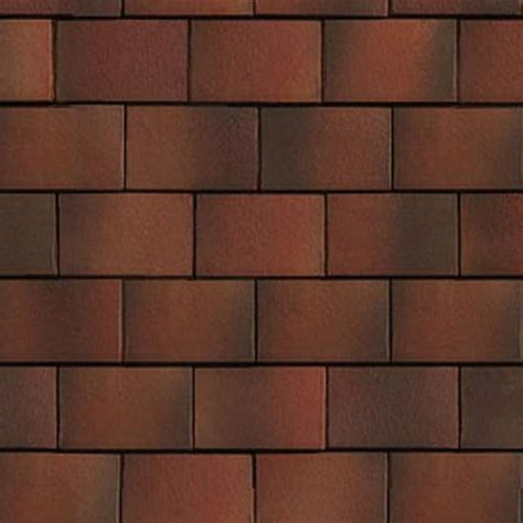 Texture Tuiles by Tuile Plate Clay Roof Tiles Texture Seamless 03565