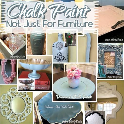 chalk paint projects chalk paint ideas for the home