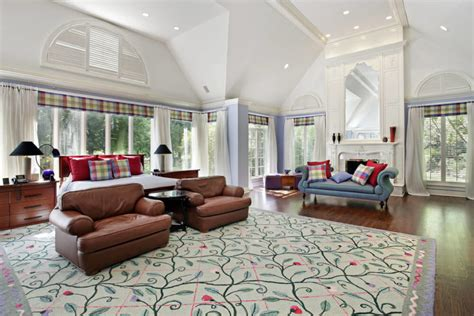 How Big Is The Average Master Bedroom by 21 Stunning Master Bedrooms With Couches Or Loveseats