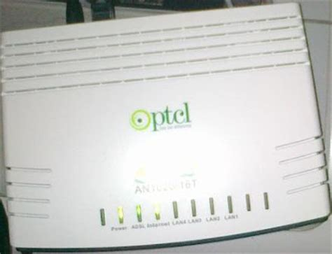modem internet light off ptcl ptcl internet light is off resolve now
