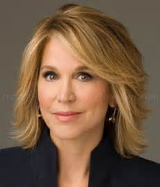 shoulder layered haircut 50 shoulder length hairstyles over 50 paula zahn layered