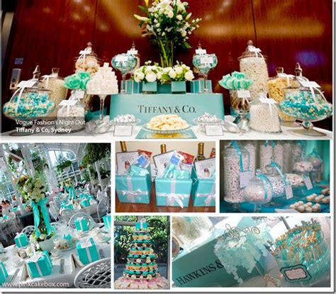 And Company Decorations by Blue Buffet Blue