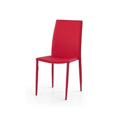 sedie moderne soggiorno set 4 sedie moderne ecopelle rosse sedia cucina soggiorno