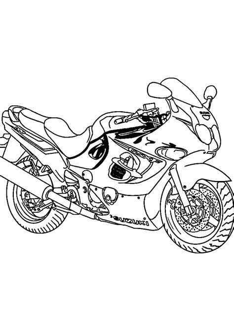 Motorrad Bilder Kostenlos Ausdrucken by Malvorlagen Motorrad Zum Drucken