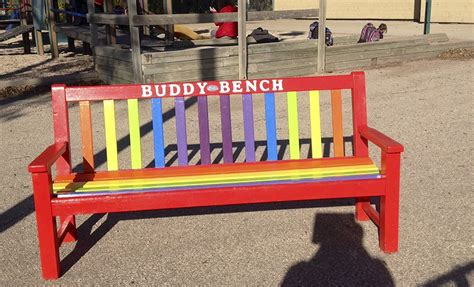 what is a buddy bench loz jack talking buddy bench 949 power fm