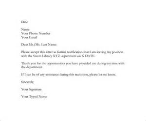 Resignation Letter Because Get Better Offer Resignation Letter Formats 7 Free Word Excel Pdf Format Free Premium Templates