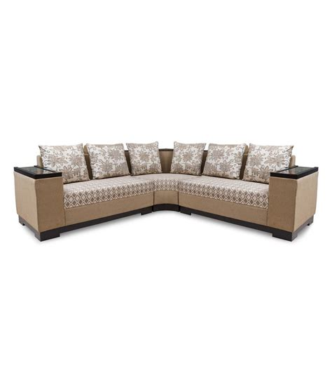 l shaped sofa sets flora persia l shaped sofa set best price in india on 21st