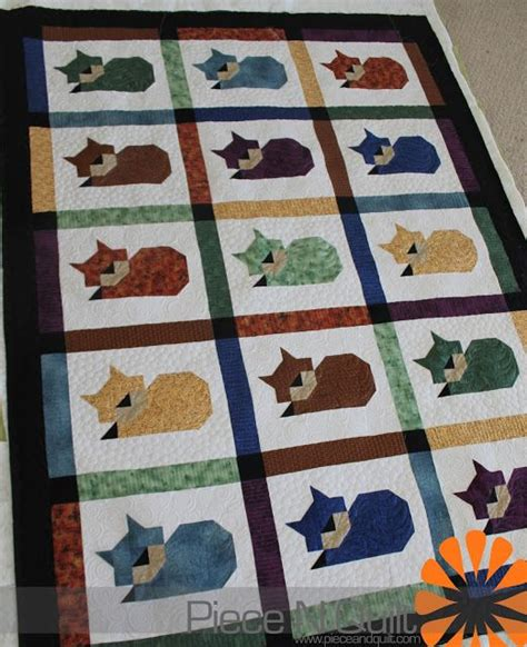 Patchwork Cat Quilt Block Patterns - 117 best images about quilt blocks cat on cats