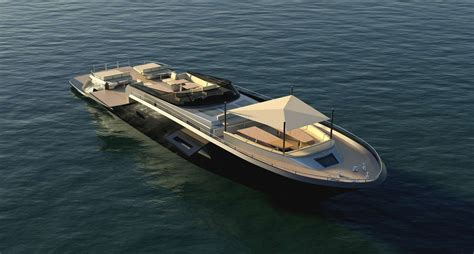 tender boat continental 100 yacht tender by cantieri navali del