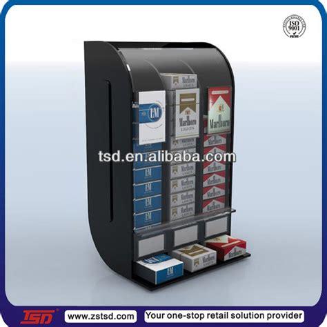 Etalase Rokok Acrylic tsd a439 kustom toko ritel dispenser akrilik etalase untuk