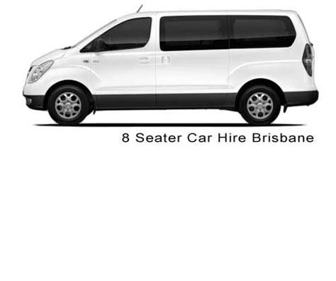 Car Hire Types Available by Minivan Hire Brisbane Brisbane Minivan Rental East
