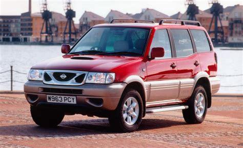 nissan terrano photos nissan terrano station wagon 1993 2007 photos parkers
