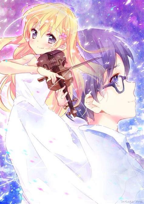 anime girls anime sunset shigatsu wa kimi no uso your lie in april shigatsu wa kimi no uso 四月は君の嘘