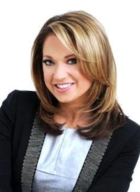 ginger zee hair hair beauty pinterest ginger zee probably the hotter woman on the news if