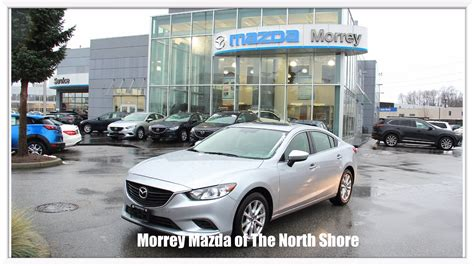 morrey mazda vancouver morrey auto used 2016 mazda mazda6 gs for sale in