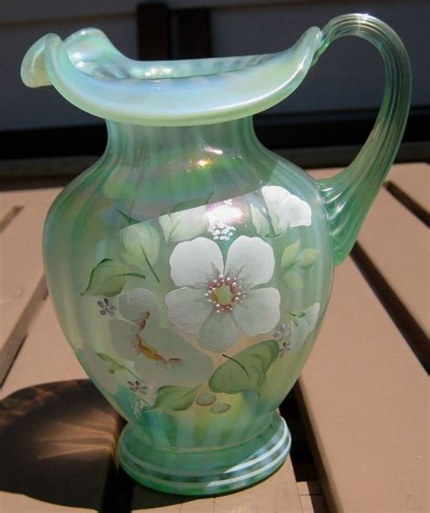 177 best images about vintage fenton glassware collection