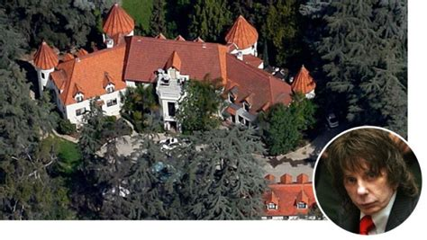 phil spector house phil spector and wife sue city of alhambra claim property damage hollywood reporter