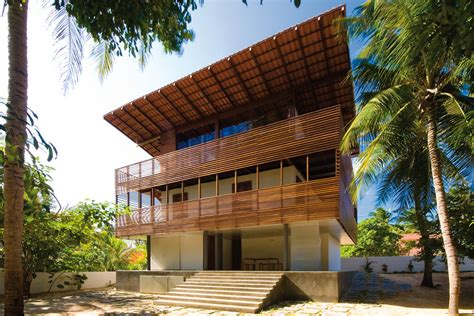 tropical house camarim architects archdaily