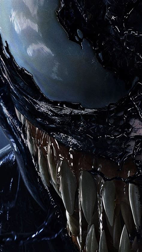 Venom Hd Wallpaper Phone Labzada Wallpaper