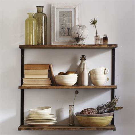 l beam wall shelf modern display and wall shelves by
