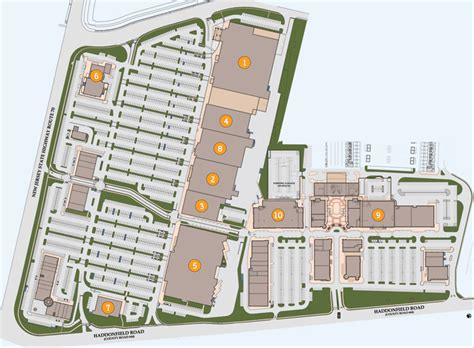 market place at garden state park retail space in south