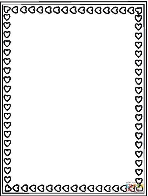 Coloring Page Cards by Valentines Day Card Coloring Page Free Printable