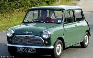 Original Mini Cooper S Original Mini Named Greatest Car Built In Britain