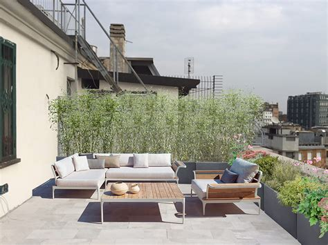 terrazze pensili progetto di giardino pensile per terrazzo a