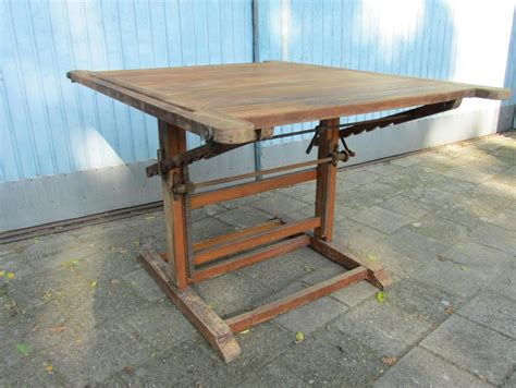 industrial drafting table industrial drafting table 1900s for sale at pamono