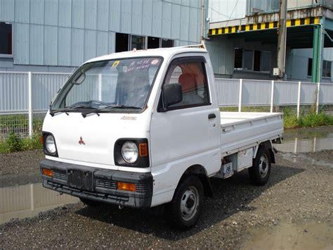 mitsubishi minicab truck mitsubishi minicab truck truck 4wd 1992 used for sale